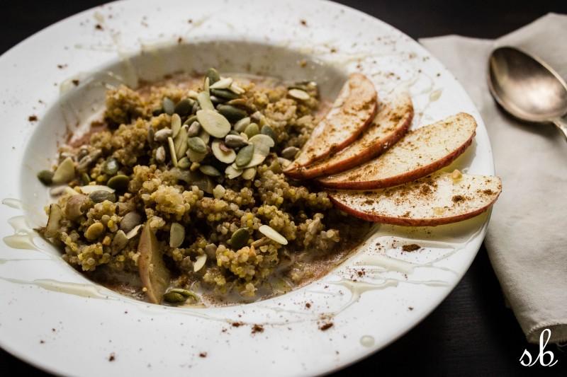 how to make millet porridge