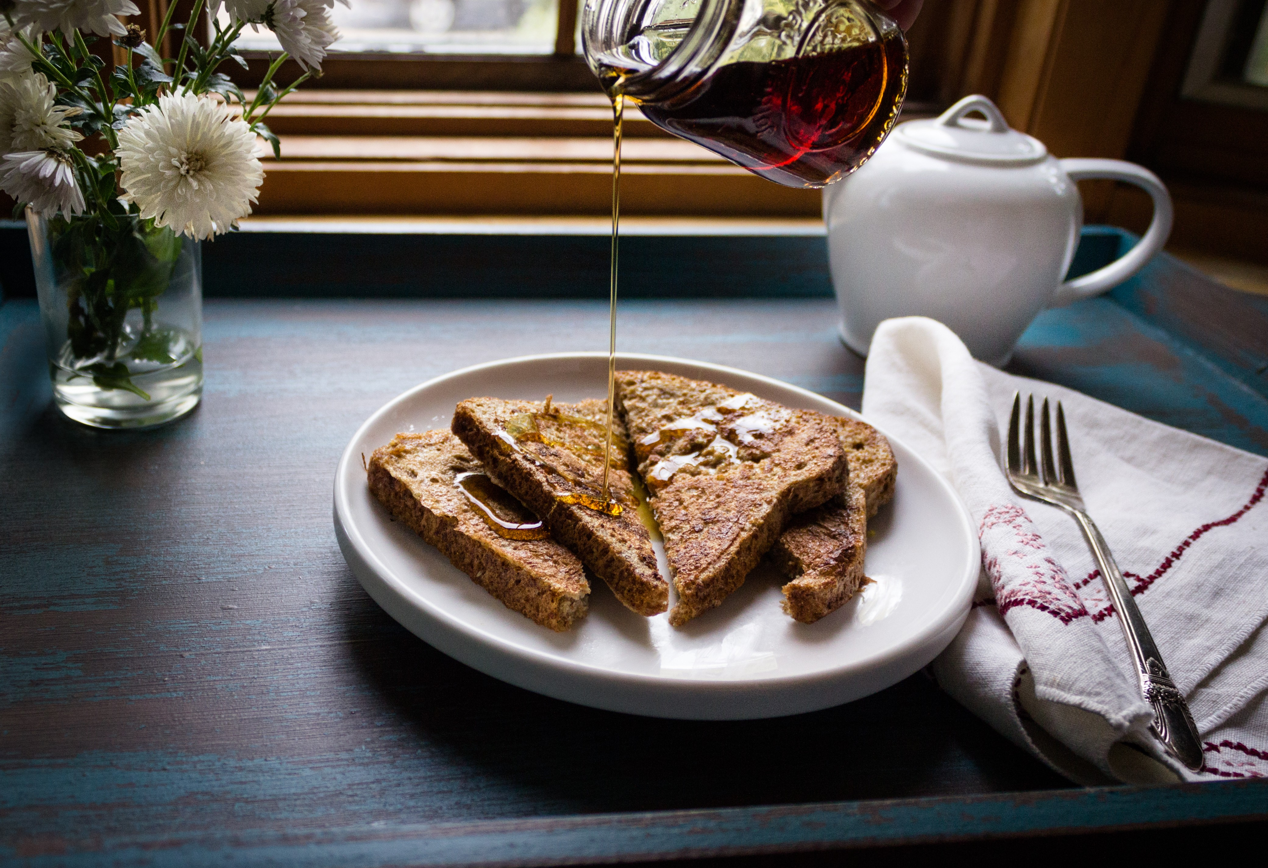 Fall Spice French Toast