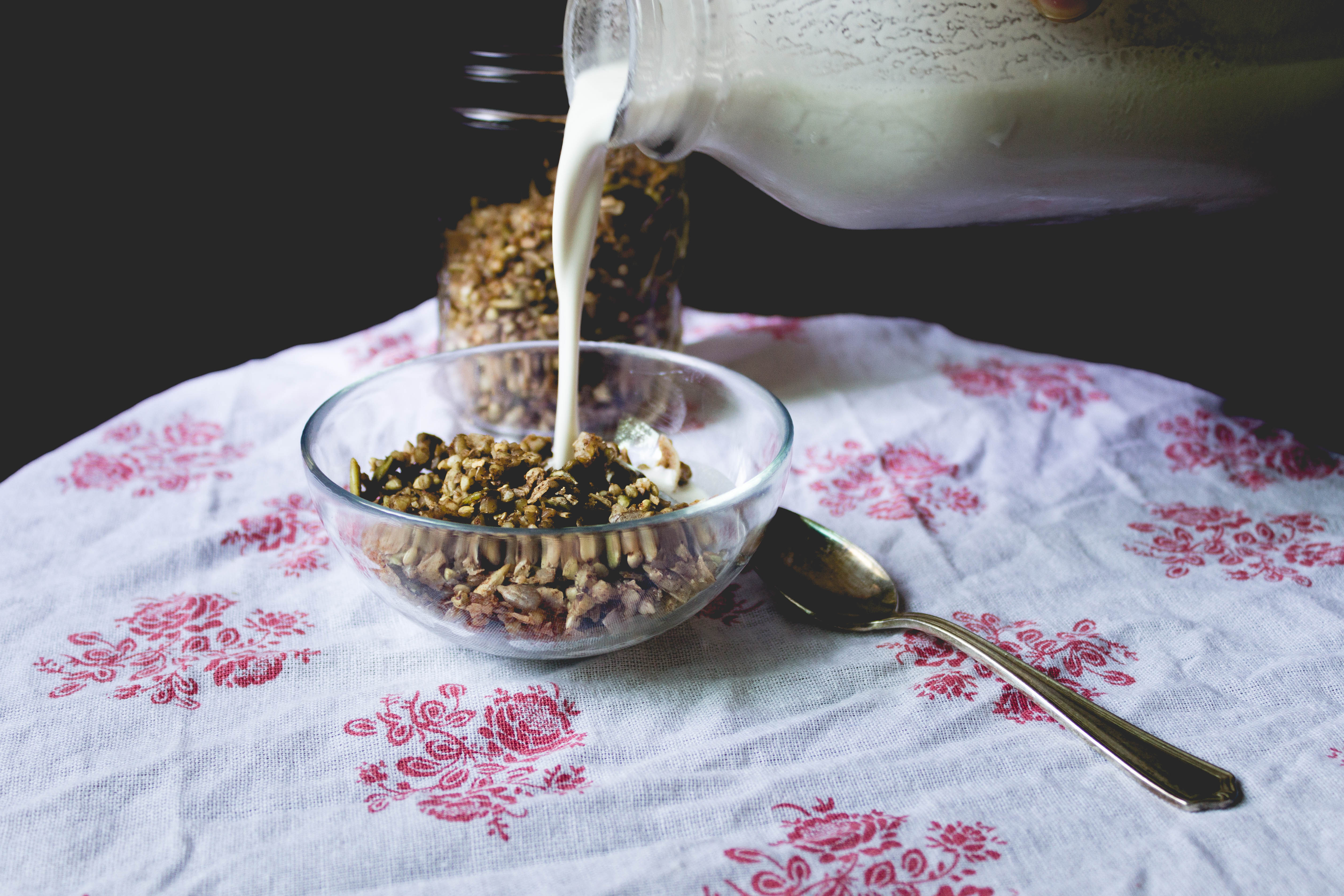 Best Buckwheat Groat Granola | SoulBeet #glutenfree