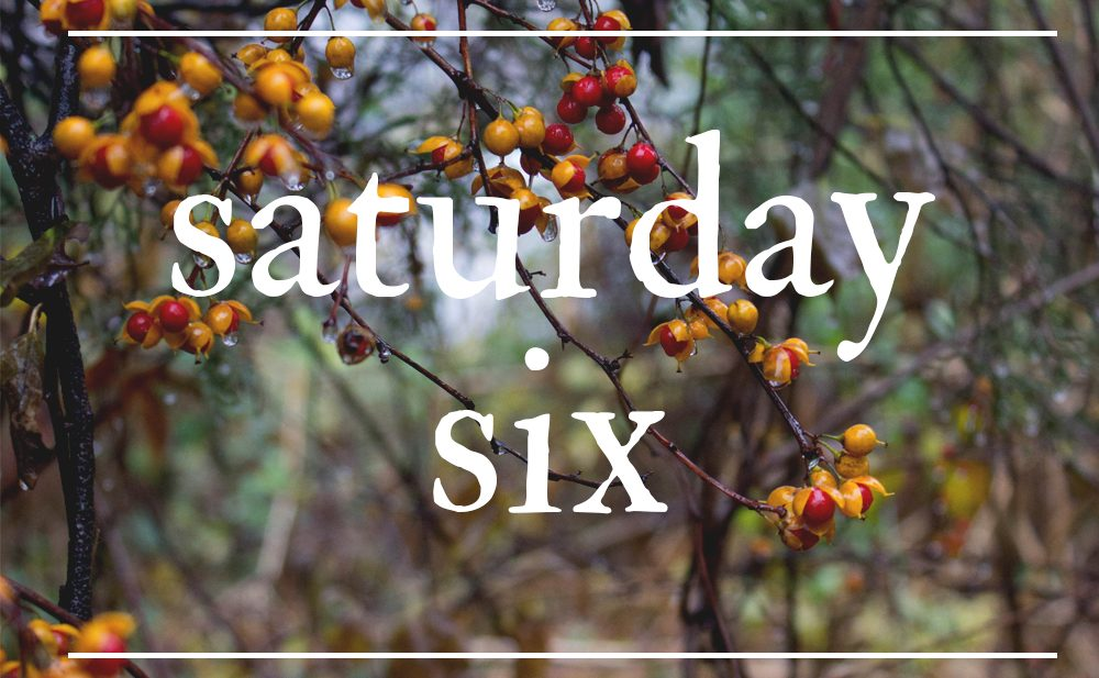 The Saturday Six | SoulBeet